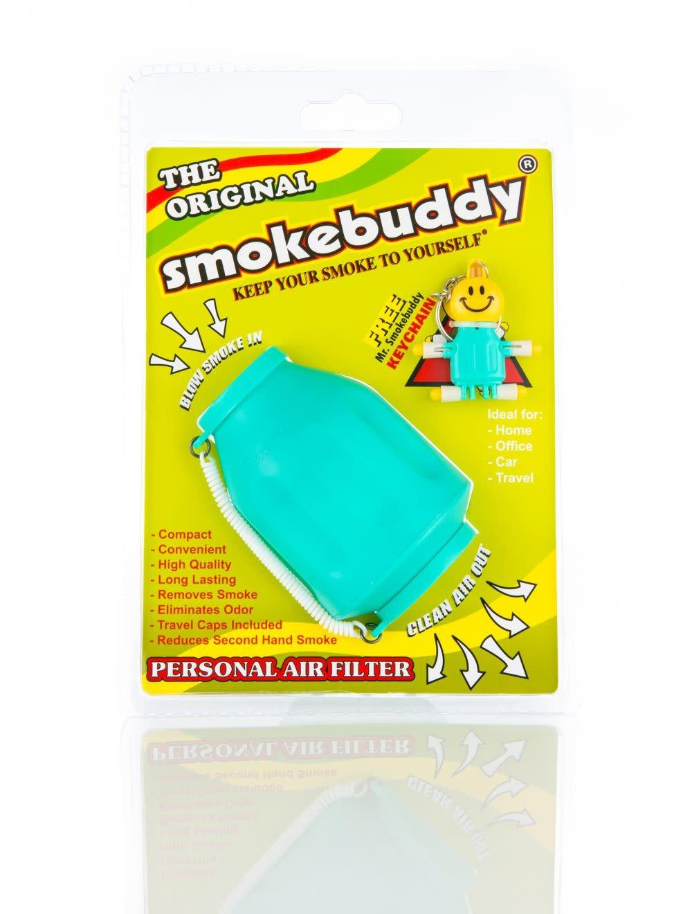 Smoke Buddy Teal