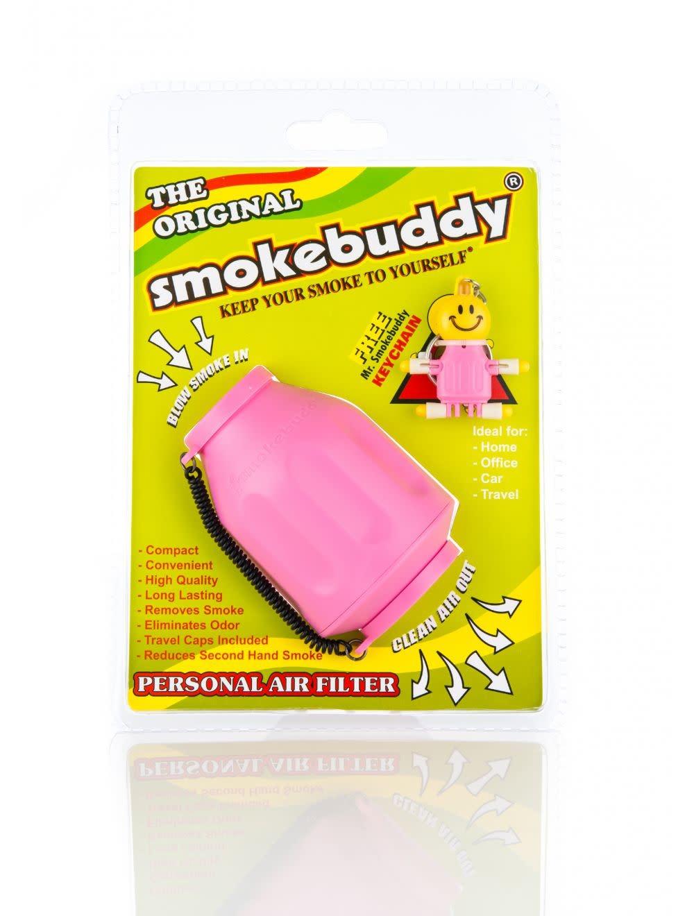 Smoke Buddy Pink