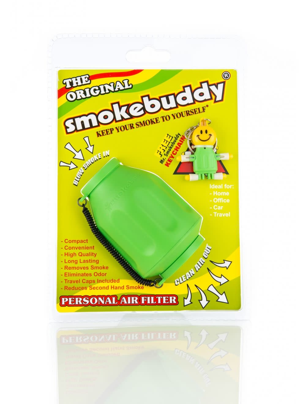 Smoke Buddy Lime Green