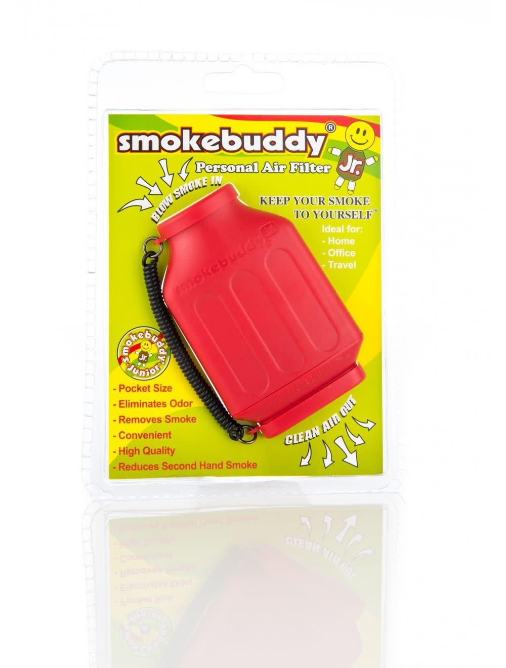 Smoke Buddy Junior Red