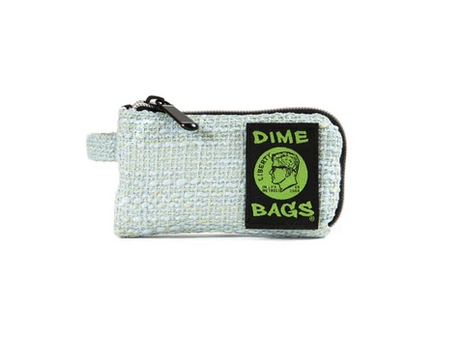 """Dime Bags 5"""" Padded Pouch Blue"""
