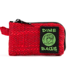 """Dime Bags 5"""" Padded Pouch Red"""