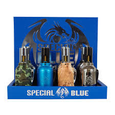 SPECIAL BLUE Grenade Torch