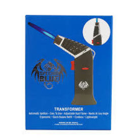 SPECIAL BLUE Transformer Torch Black