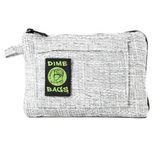 "Dime Bags 8"" Padded Pouch Grey"
