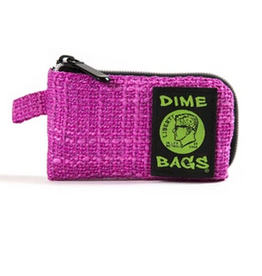 """Dime Bags 5"""" Padded Pouch Magenta"""