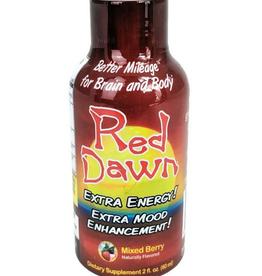 Red X Dawn Shot