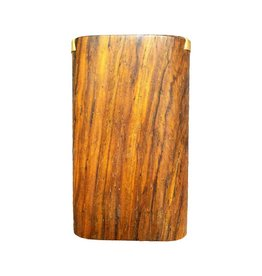 THE MILL Exotic Large Cocobolo Slider Dugout