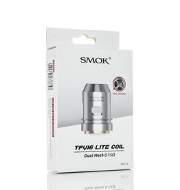 SMOK TFV16 Lite Replacement Coils 0.15ohm Dual Mesh