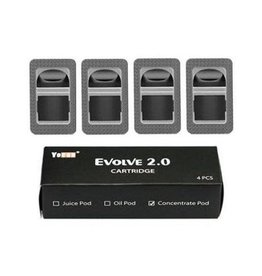 Yocan Evolve 2.0 Pods Concentrates