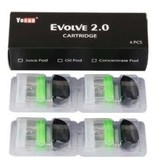 Yocan Evolve 2.0 Pods Thick Oil