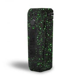 Wulf UNI Box Mod Black Green Splatter