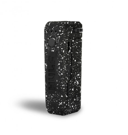 Wulf UNI Box Mod Black White Splatter