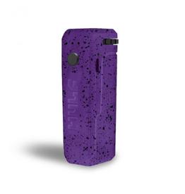 Wulf UNI Box Mod Purple Black Splatter