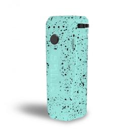 Wulf UNI Box Mod Teal Black Splatter