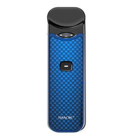 SMOK Nord Kit Carbon Fiber Blue