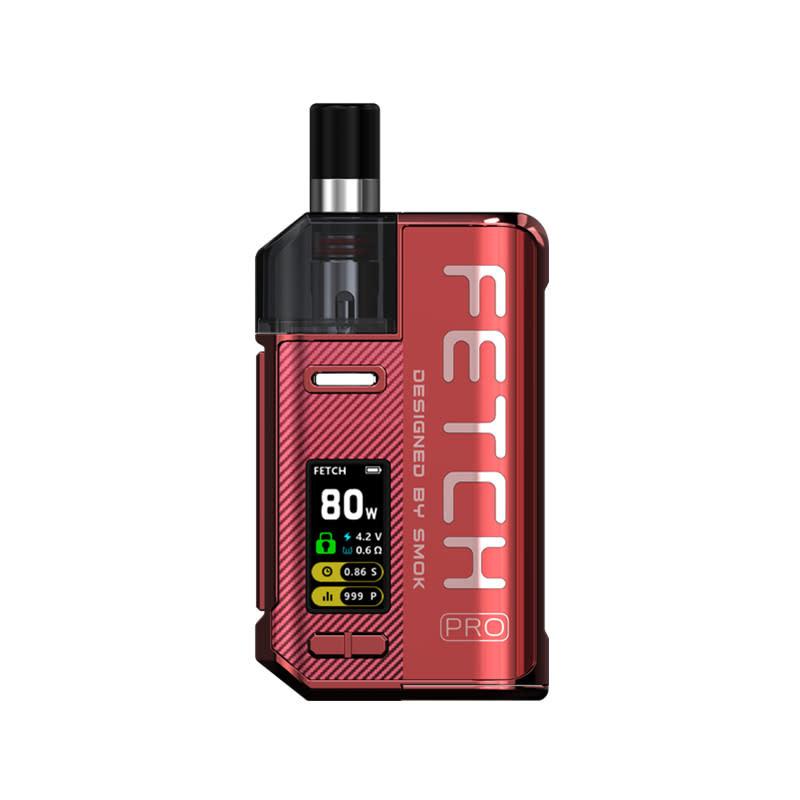 SMOK Fetch Pro 80w Kit Red