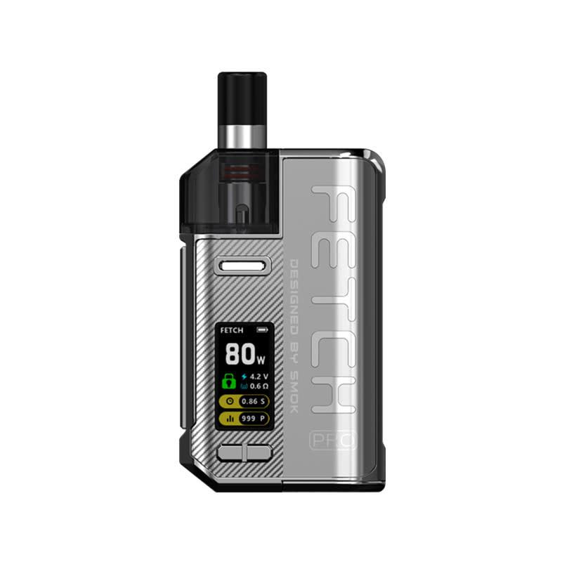 SMOK Fetch Pro 80w Kit Silver