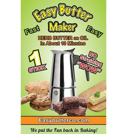 Easy Butter Maker 1 Stick