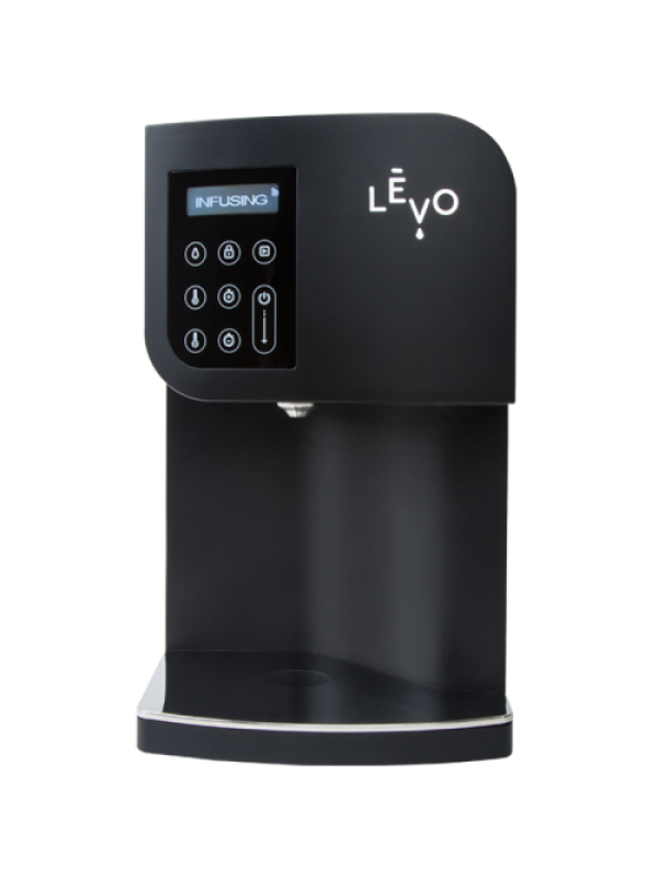 LEVO Oil Infuser Black
