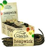 RANDYS 12.5' Hemp Wick