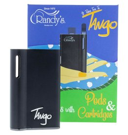 RANDYS Tango Dual Pod + Cartridge Battery Black