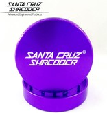 "SANTA CRUZ Grinder SM 2pc 1 5/8"" Purple"