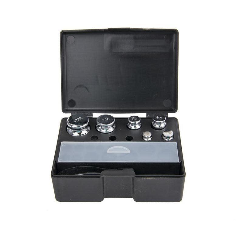 Calibration Weight Kit 6pc