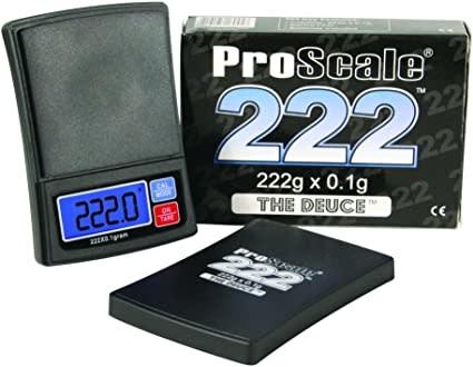 PROSCALE 222 Scale 222g x 0.1g