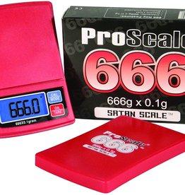 PROSCALE 666 Scale 666g x 0.1g