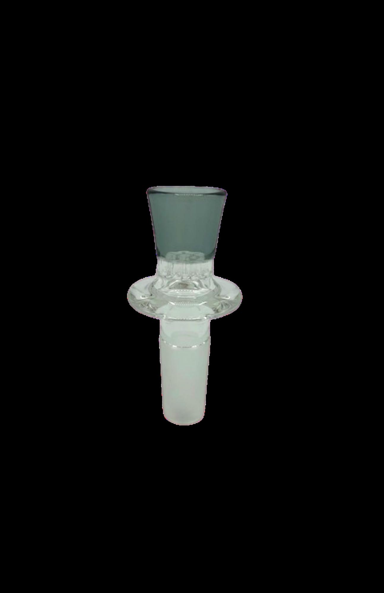 BBG Male 19mm Smoke Honeycomb Gong Slide