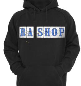 Ra Shop Pullover Hoodie Medium