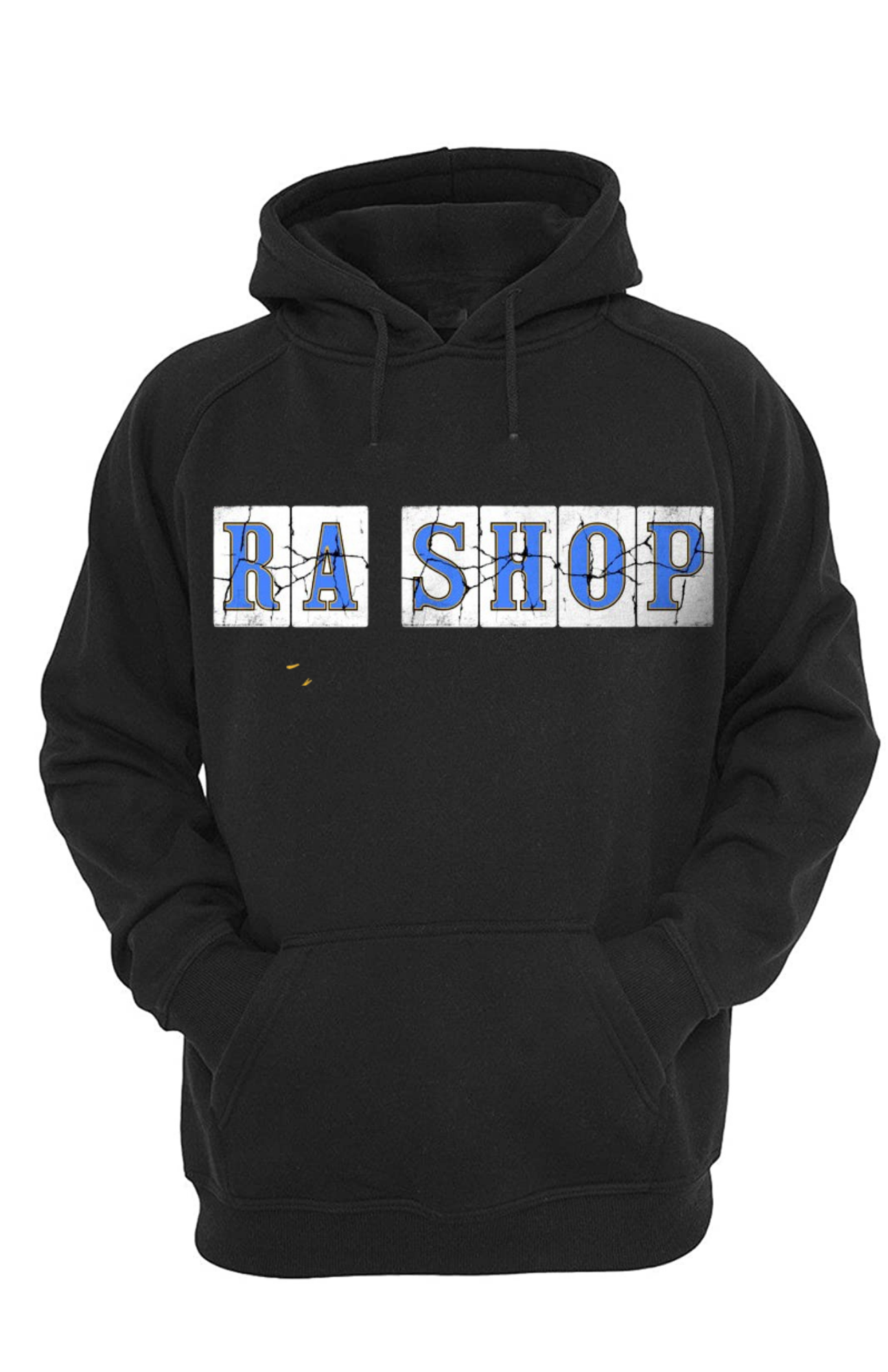 Ra Shop Pullover Hoodie Small
