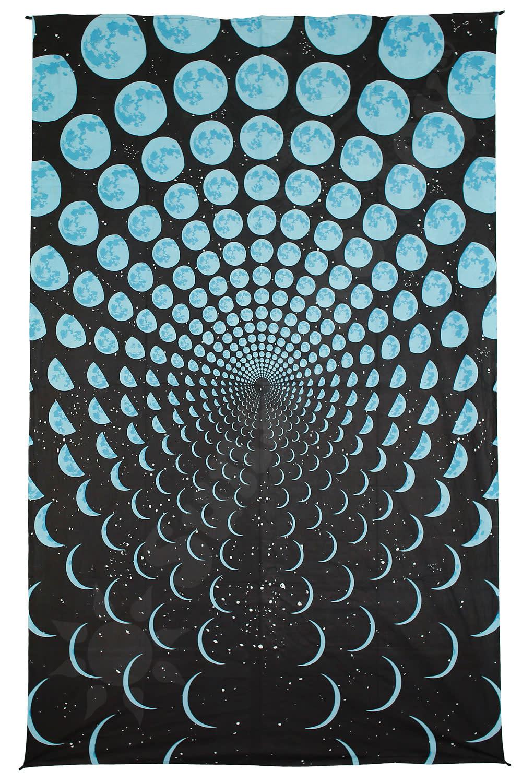 SJ Art Tapestry Moon Phases