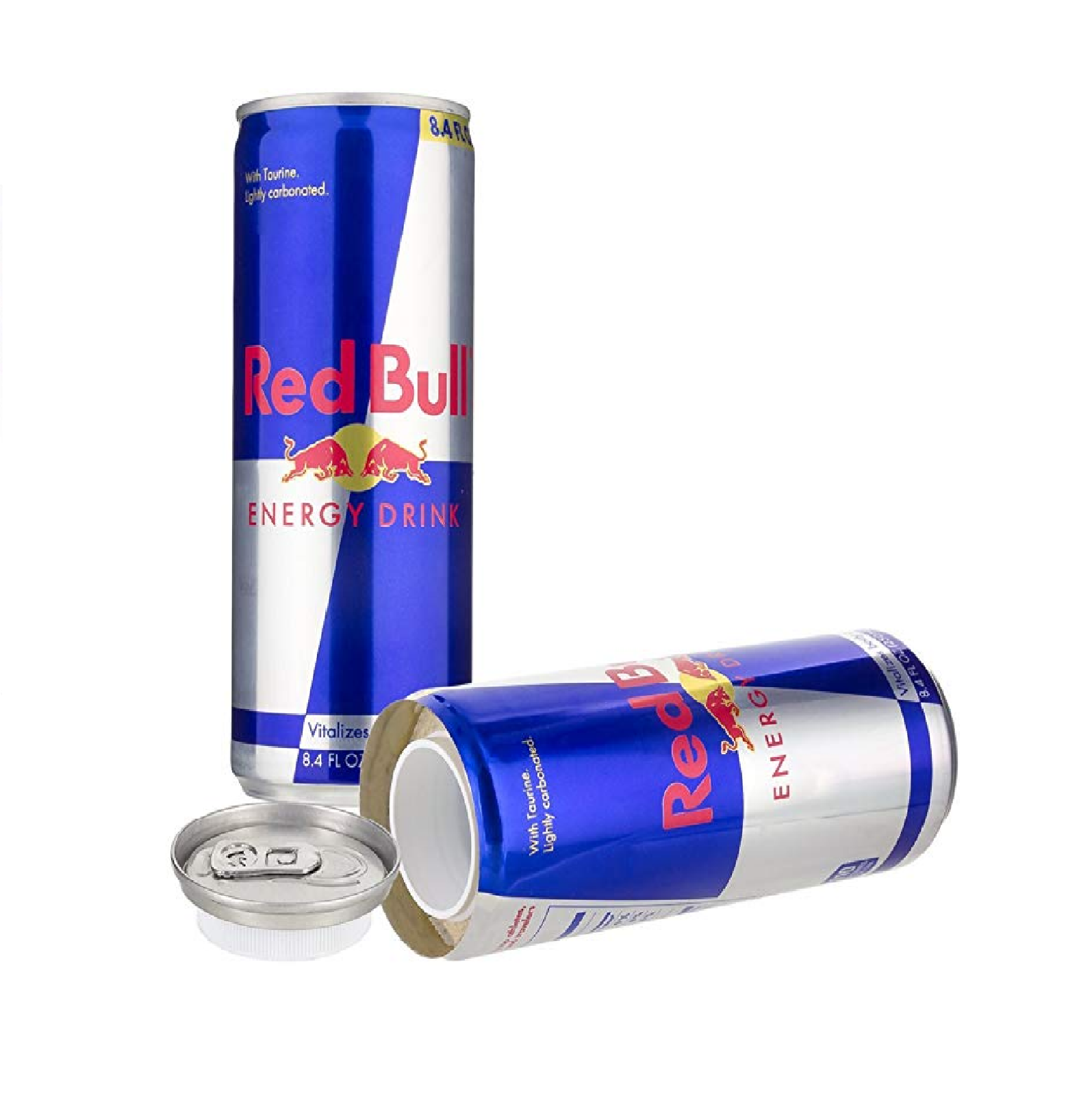 Red Bull 16oz Security Cansafe