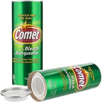 Comet Security Cansafe