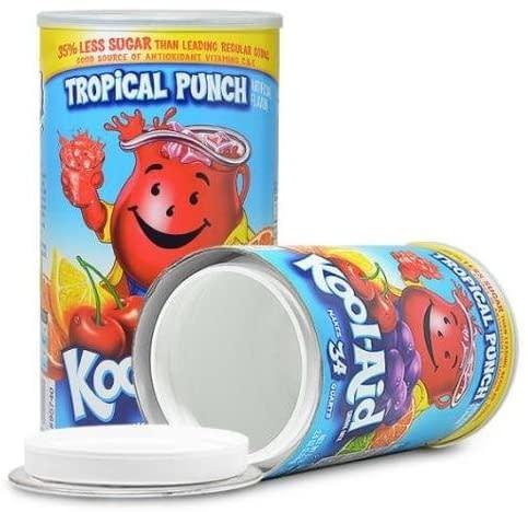 Kool-Aid Mix Cansafe