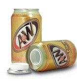 A&W Root Beer Security Cansafe
