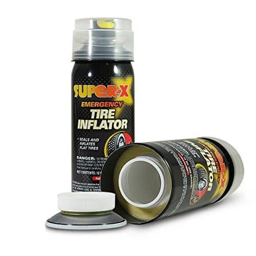 Super X Tire Inflator Cansafe