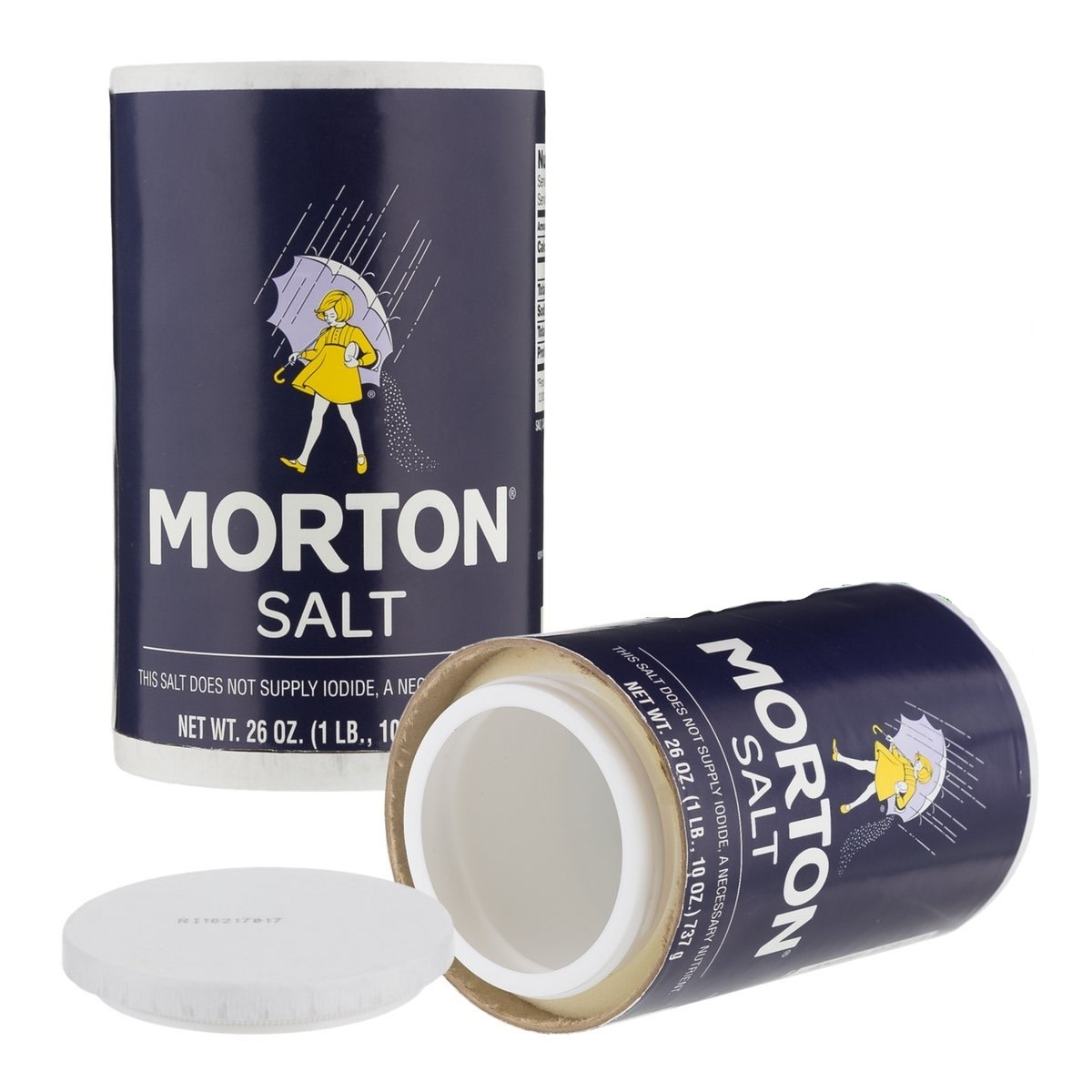 Morton Salt Security Cansafe
