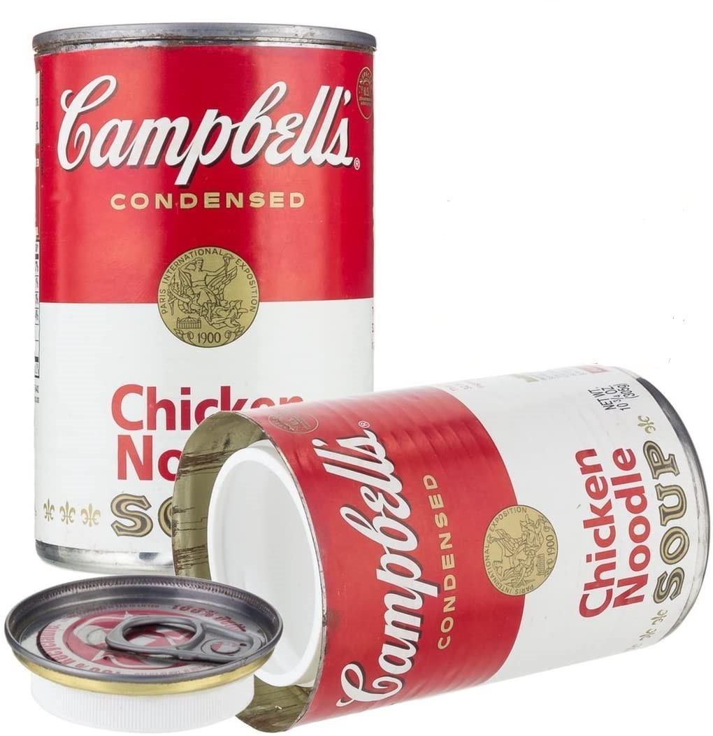 Campbells Soup Cansafe
