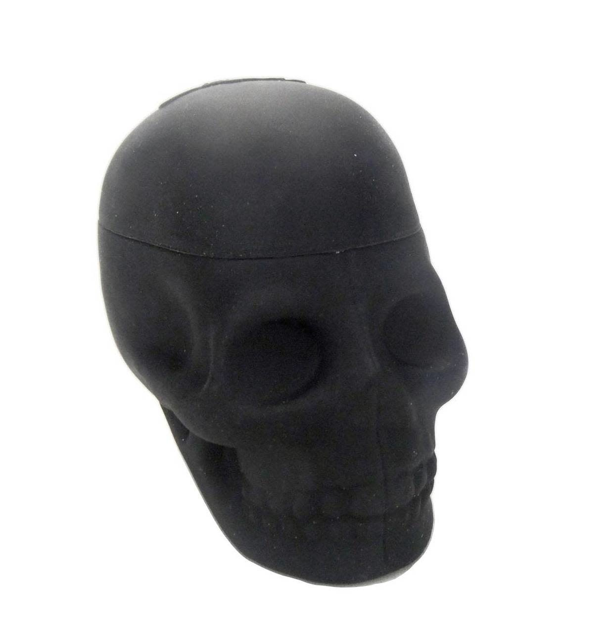 NoGoo Skulls Jar Black
