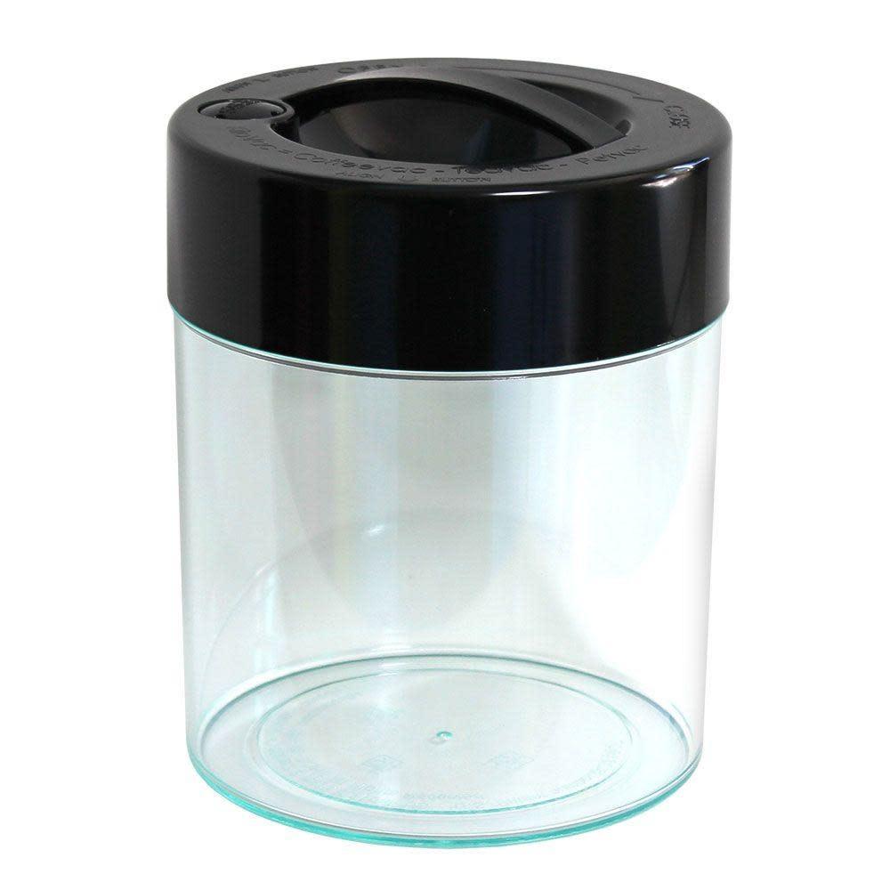 Tightvac Kilovac 3.8 liter Black Cap/Clear Body