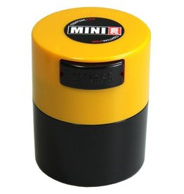 MiniVac 0.12 liter Yellow Cap/Black Body