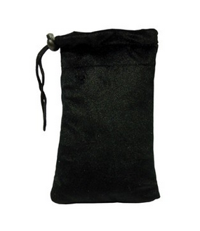 Bug Rugz Pouch Small Black