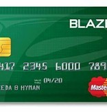 Master Kush Credit Card Storage Bag