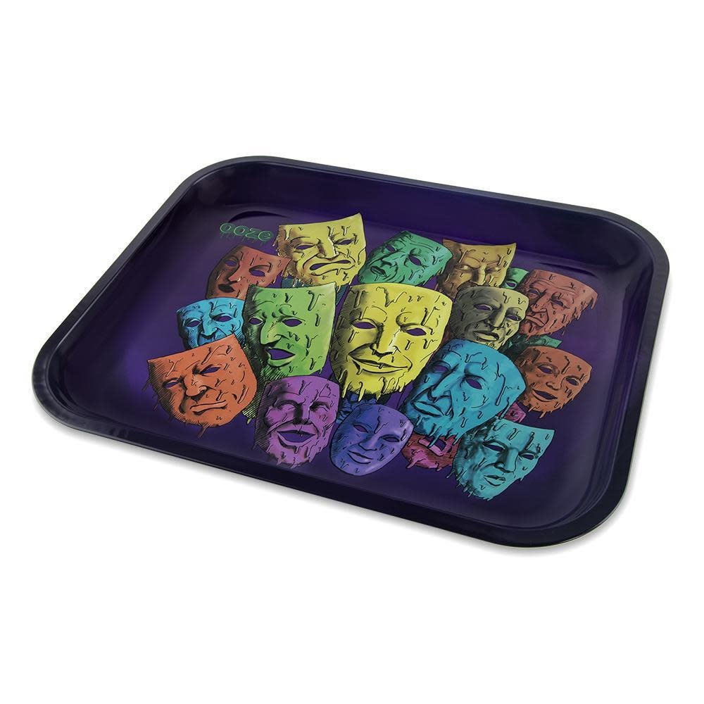 OOZE Metal Rolling Tray Small Mood Swings
