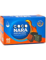 Coco Nara Coals 60pc