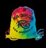 Ra Shop Tie Dye Cinch Bag