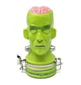 Contained Art Porcelain Jar 250ml Frankenstein